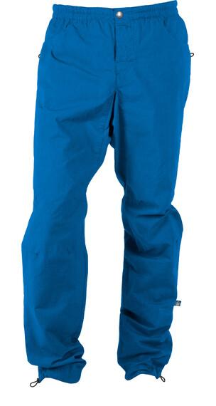 E9 Montone Dump lange broek blauw
